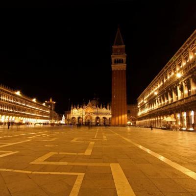 La seule PIAZZA de Venise : Piazza SAN MARCO, la plus célèbre au monde