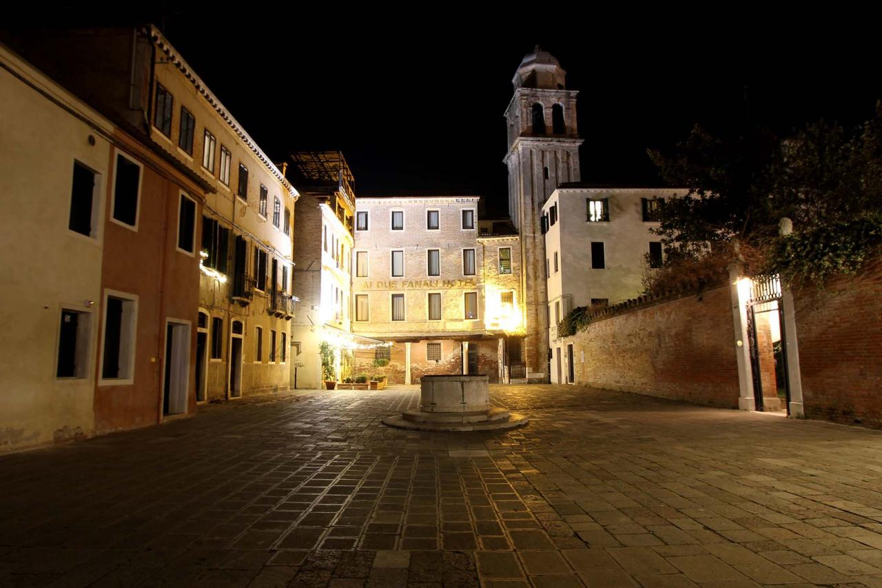 Campo Siméone Profeta (quartier Santa Croce)