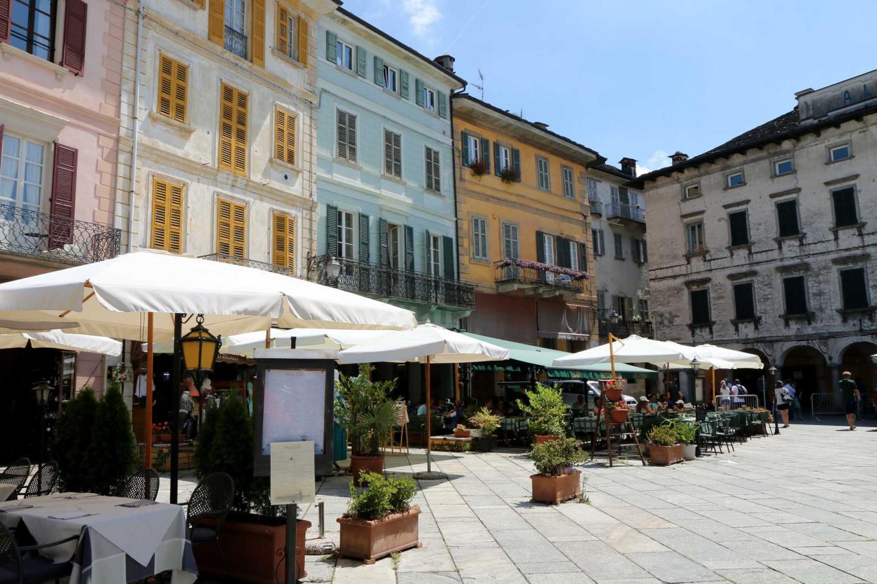 Orta San Giulio, petite ville médiévale qui vaut le détour