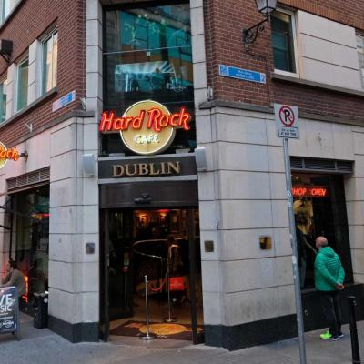 Hard Rock Café, incontournable quand on est fan ...