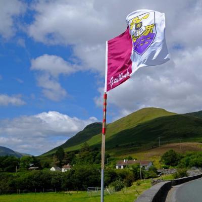 chaque comté a son drapeau
