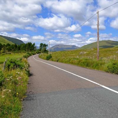 L'Irlande porte le nom d'île verte avec 40 nuances de vert