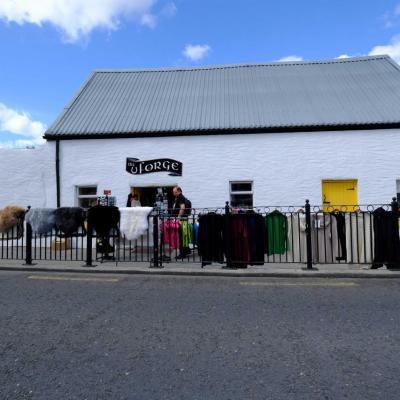 Leenane (aussi appelé Leenaun) est un joli village du comté de Galway