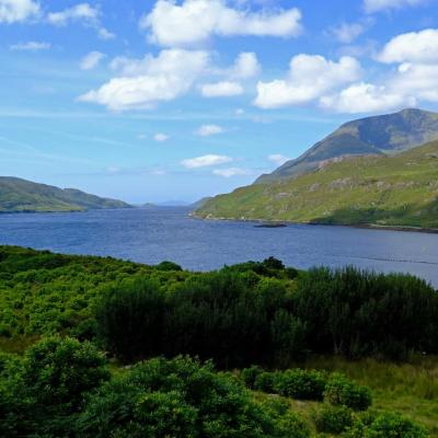 Killary Harbour est le plus long fjord d'Irlande