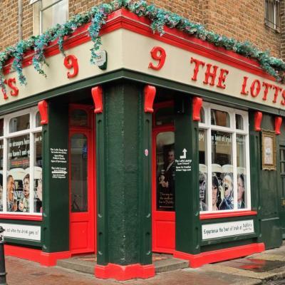 Dublin et ses pubs