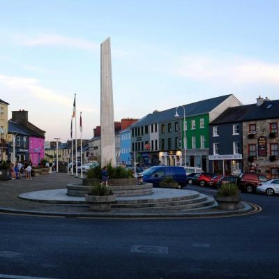 Clifden, la capitale du Connemara