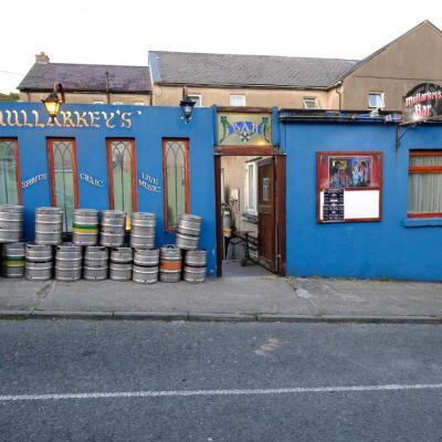 les fûts de Guinness se vident à vue d'oeil