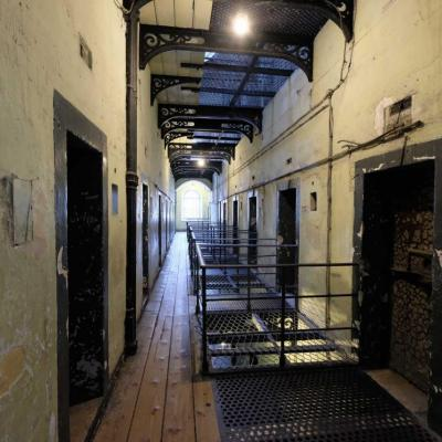 conditions de détention particulièrement éprouvantes