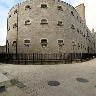 Ouverte en 1796, la prison était à l'époque la plus moderne du pays