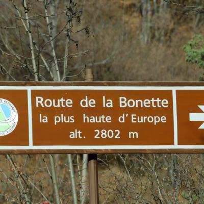 zone protégée du parc national du Mercantour