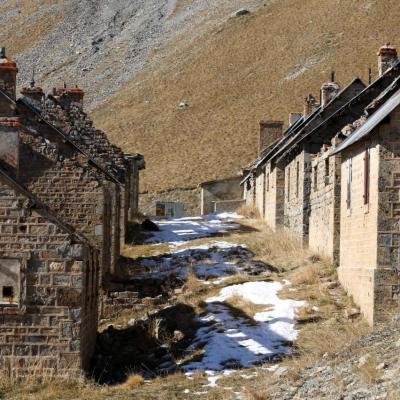 Ces chalets pouvaient accueillir un bataillon de chasseurs alpins