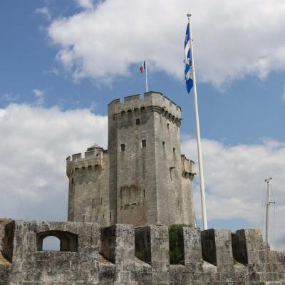 La Rochelle et la tour Saint-Nicolas