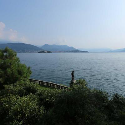 vue imprenable sur le lac, très beau panorama !