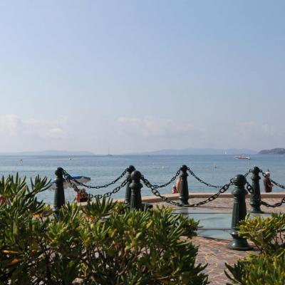 Le Lavandou - La grande Plage, les îles du Levant et Port-Cros