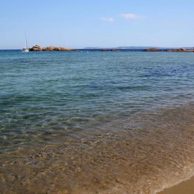 Le Lavandou - La plage Saint-Clair