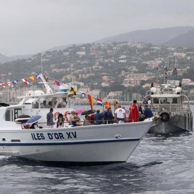fête de la Saint-Pierre, bénédiction en mer