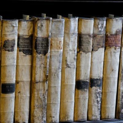 Le mondialement célèbre « Livre de Kells » figure parmi les livres qui sont exposés