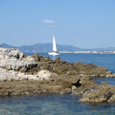Les petites criques du Cap d'Antibes 03