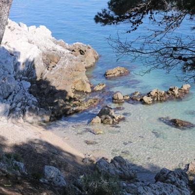 Les petites criques du Cap d'Antibes 04