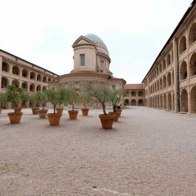 la Vieille Charité abrite aujourd'hui un véritable centre culturel