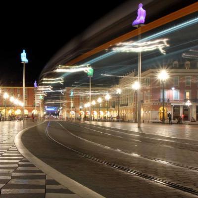 Le train fantôme de Nice ...
