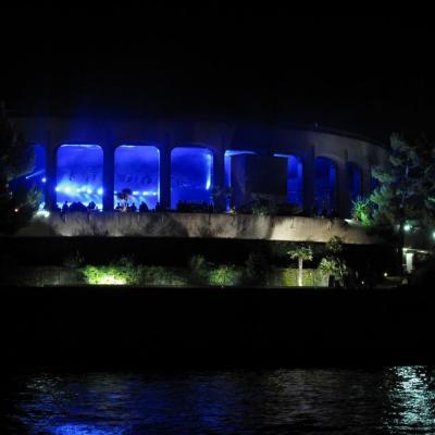 bleu comme ... Le Sporting Club de Monaco