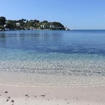 plage des ondes sur le Cap d'Antibes (4)