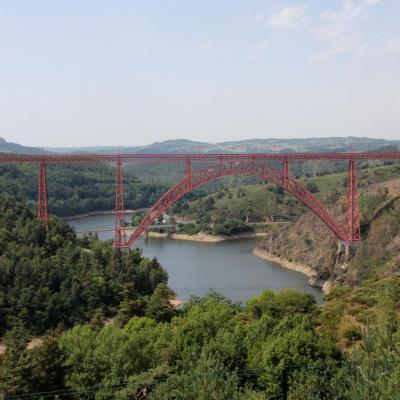 Pont de Garabit (viaduc métallique ferroviaire)