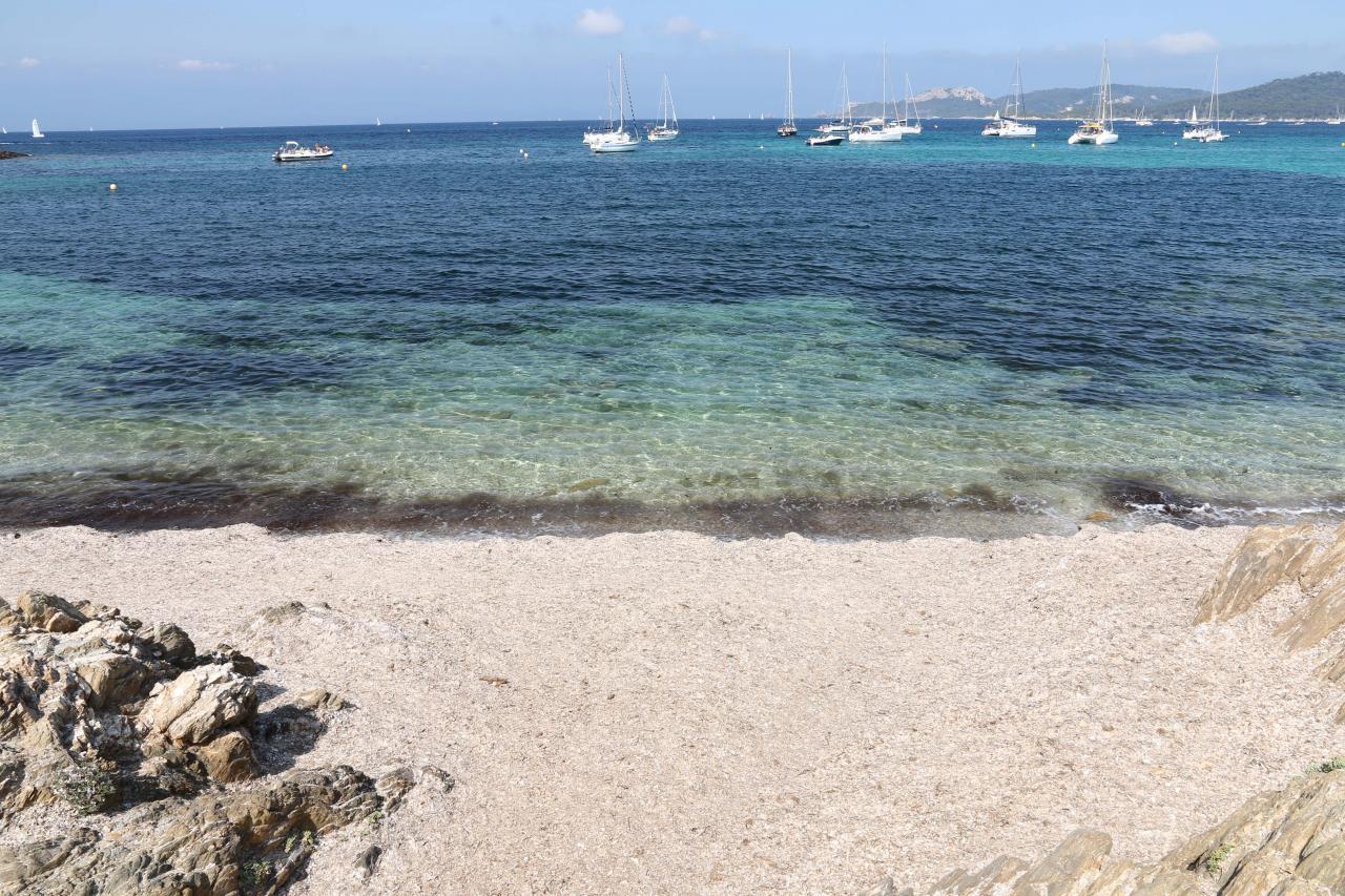 Côte ouest - plage de l'Ayguade