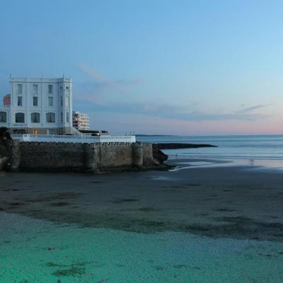 bleu comme ... la plage de Pontaillac (Royan)