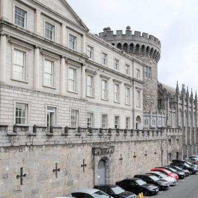 Siège du pouvoir britannique à Dublin de 1171 jusqu'en 1922