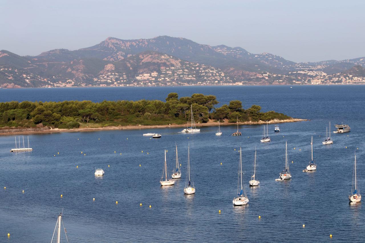 L'île Sainte-Marguerite, le joyau de Cannes