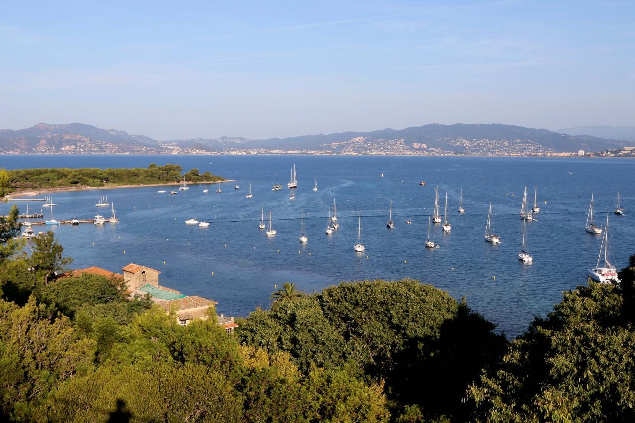 l'île Sainte-Marguerite et le fort royal