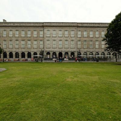 Trinity College la plus prestigieuse université de Dublin