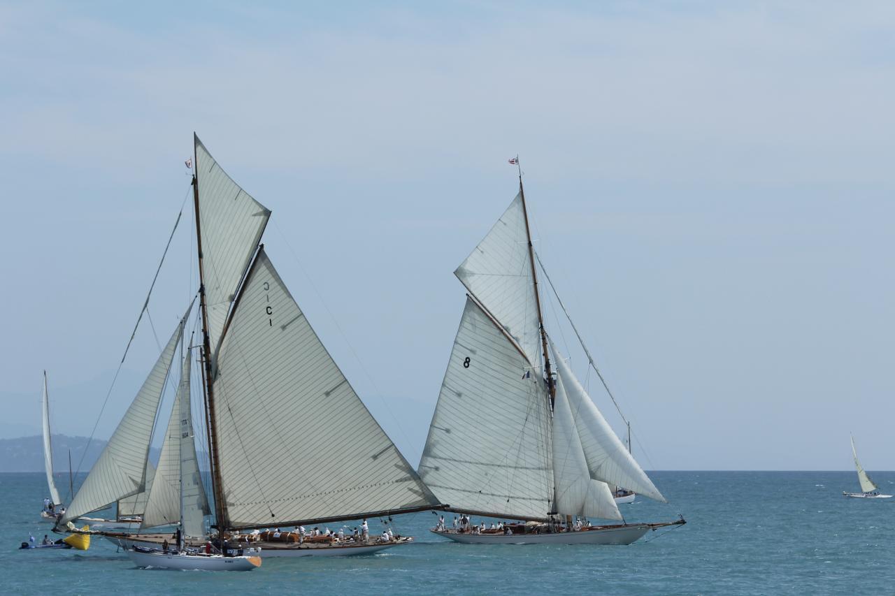 Mariquita (CI) 1911 et Moonbeam IV