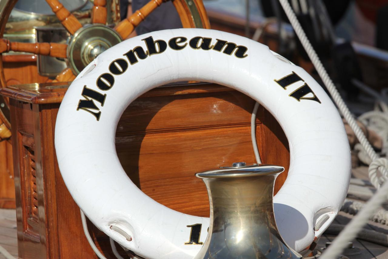 Moonbeam IV (1914) Côtre Aurique