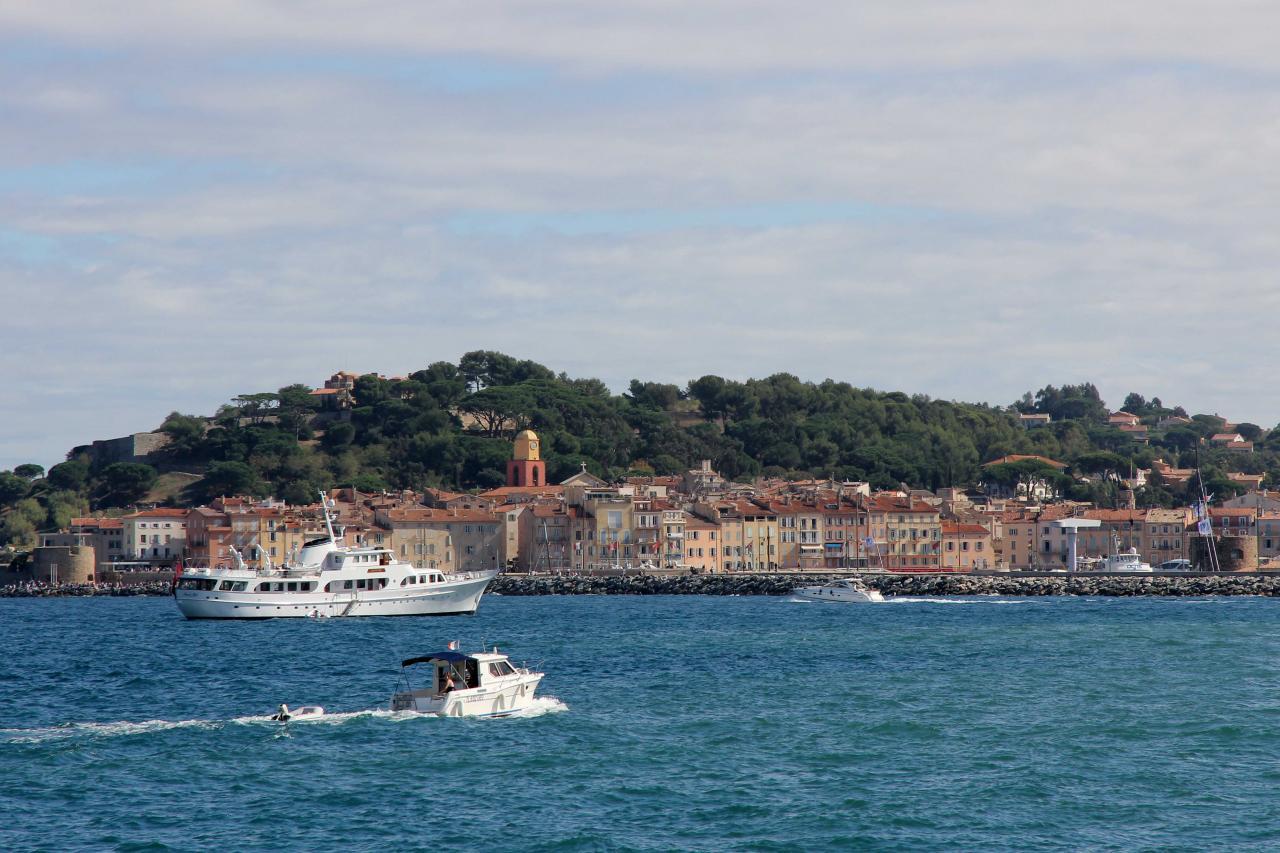 Voiles de St Tropez 2013