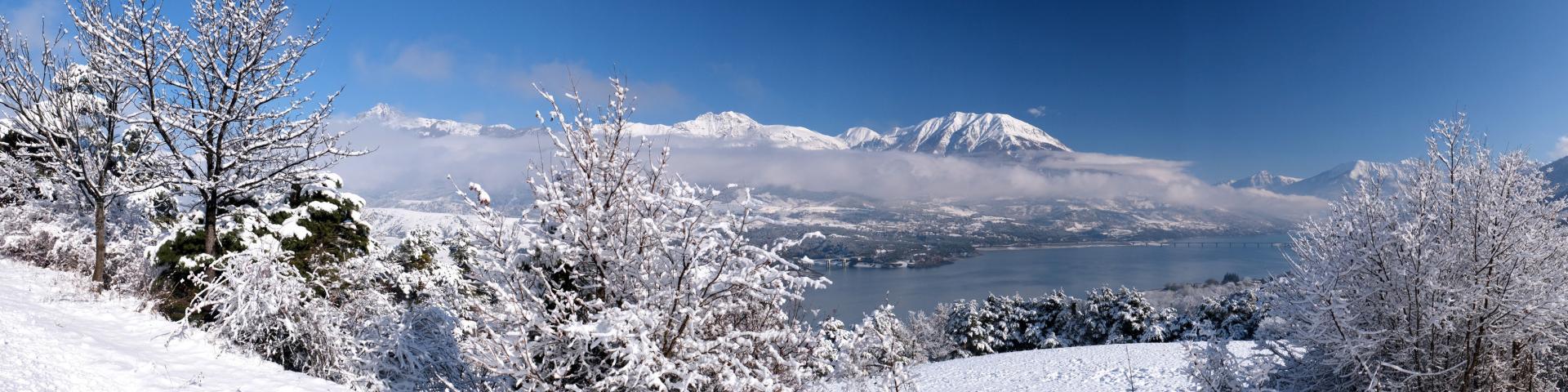 12 fevrier 2021 il vient de neiger