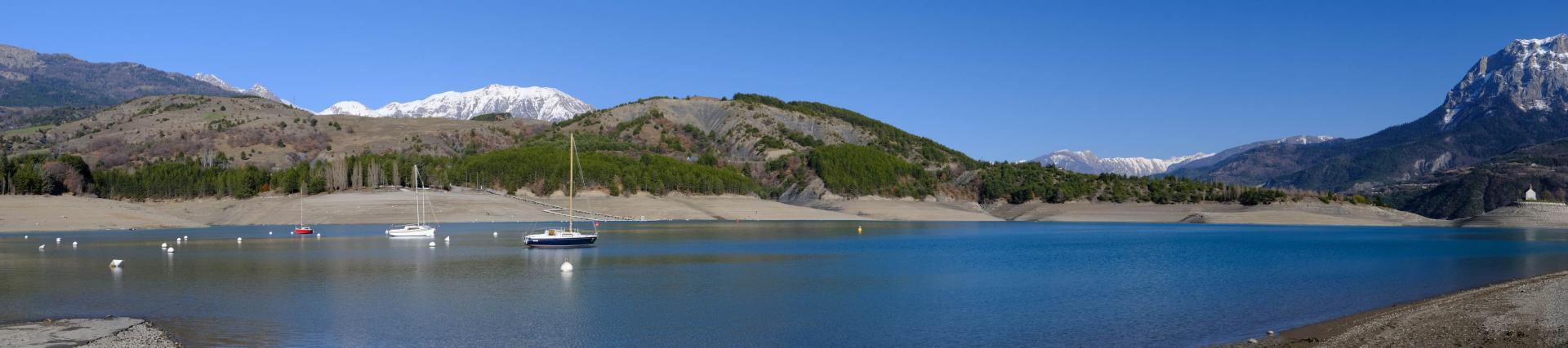 la baie St Michel au mois de mars