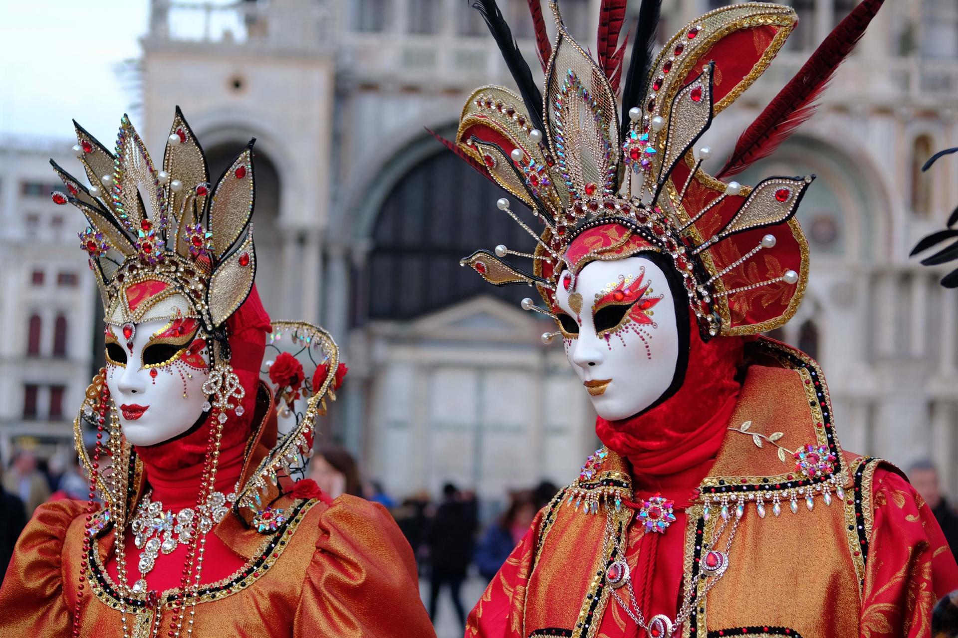 Venise carnaval 1086