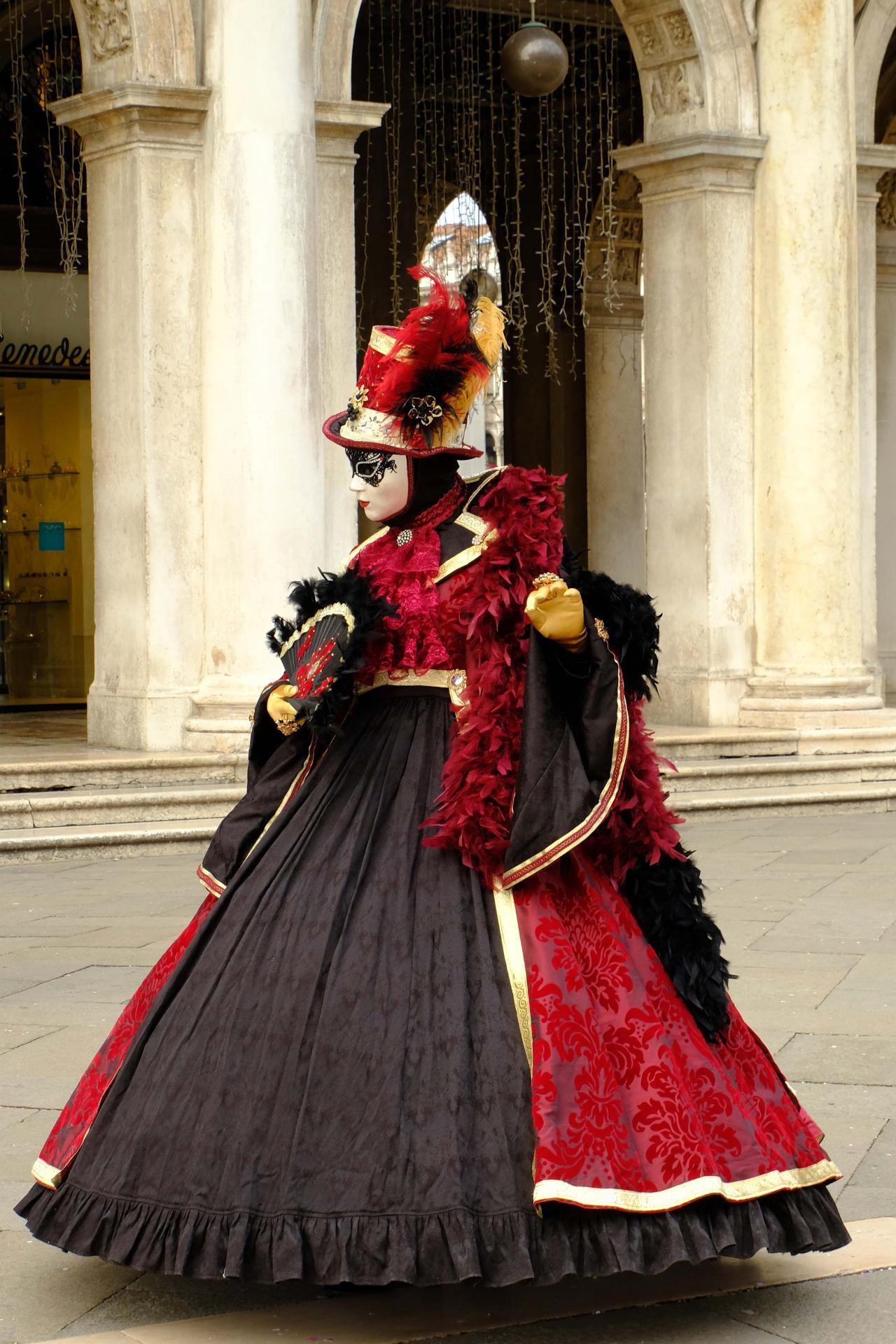 Venise carnaval 1201