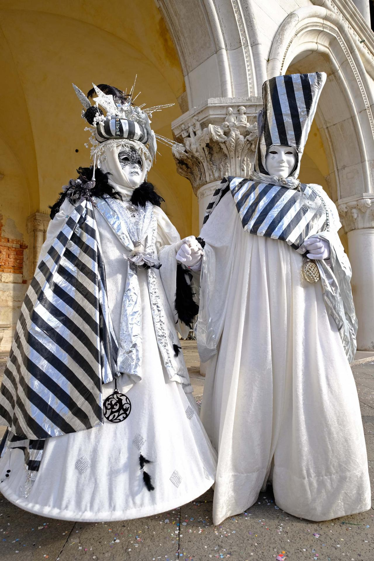 Venise carnaval 1460