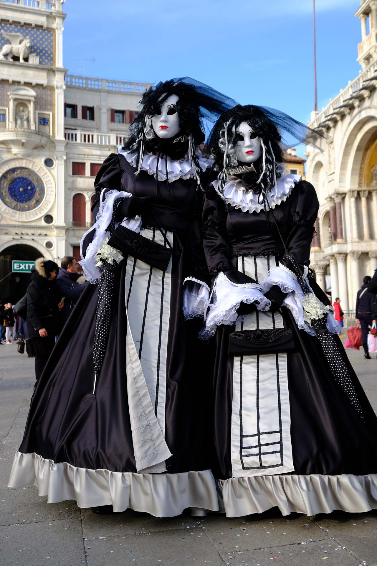 Venise carnaval 1466