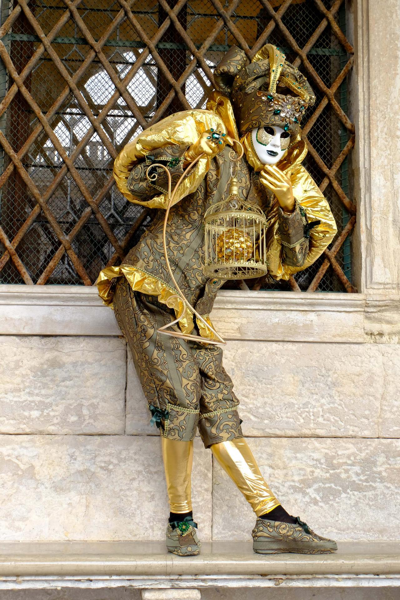 Venise carnaval 1548