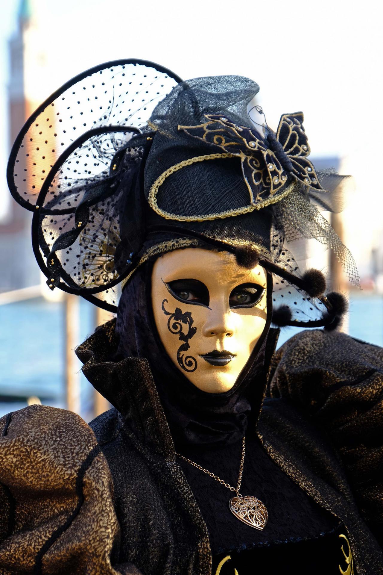 Venise carnaval 1567