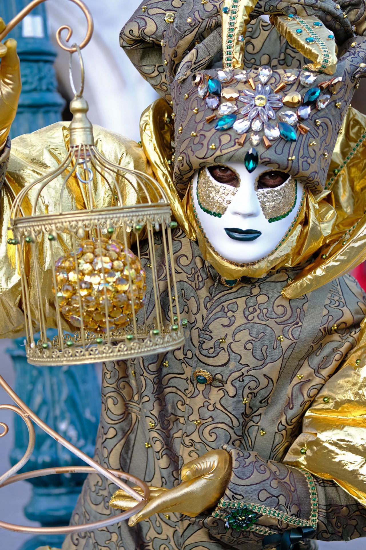 Venise carnaval 1625
