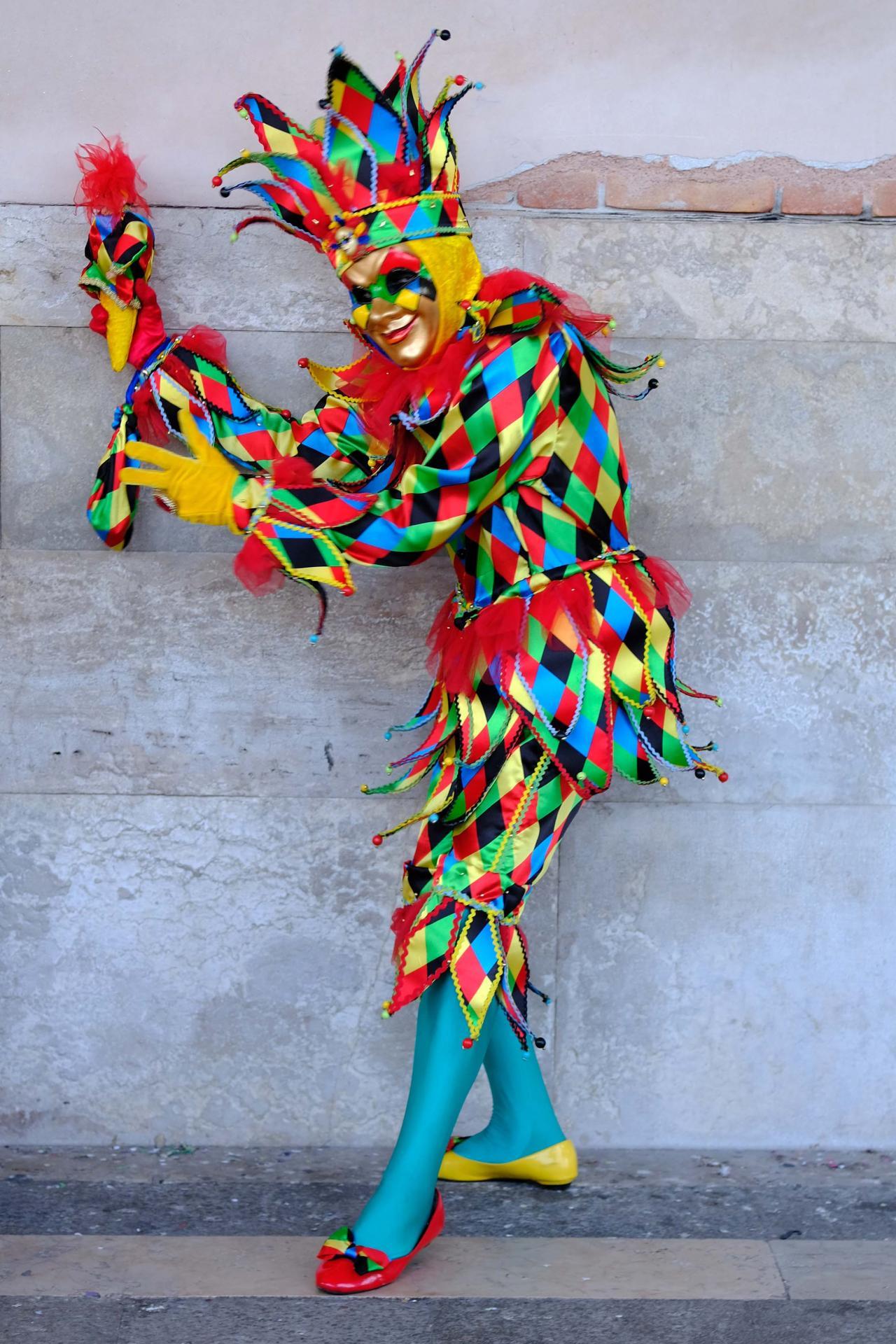 Venise carnaval 1663
