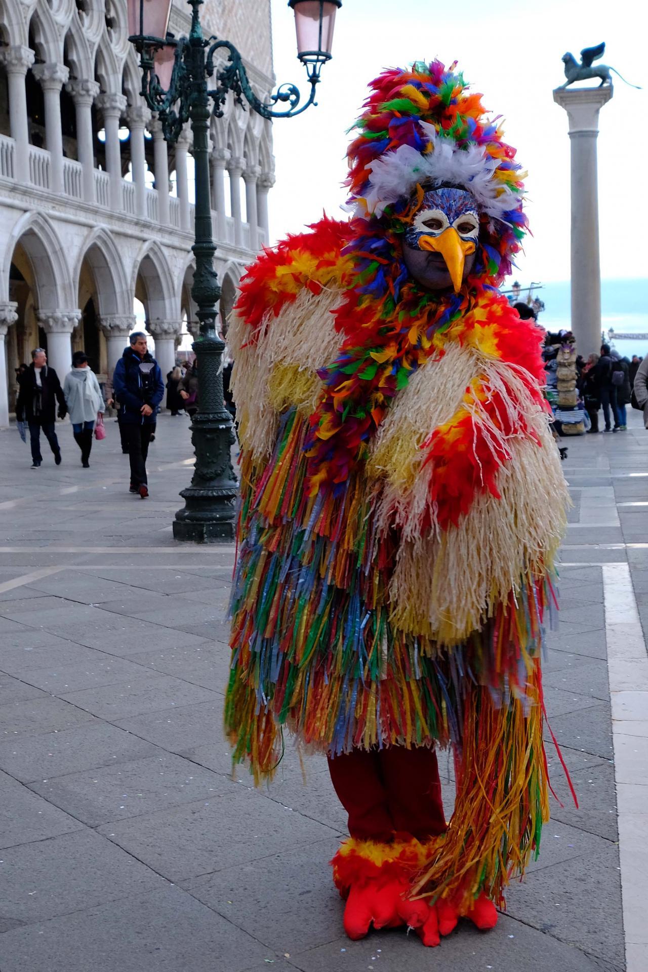Venise carnaval 1667