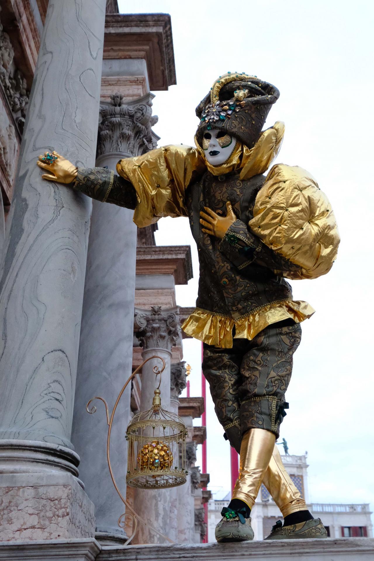 Venise carnaval 1684