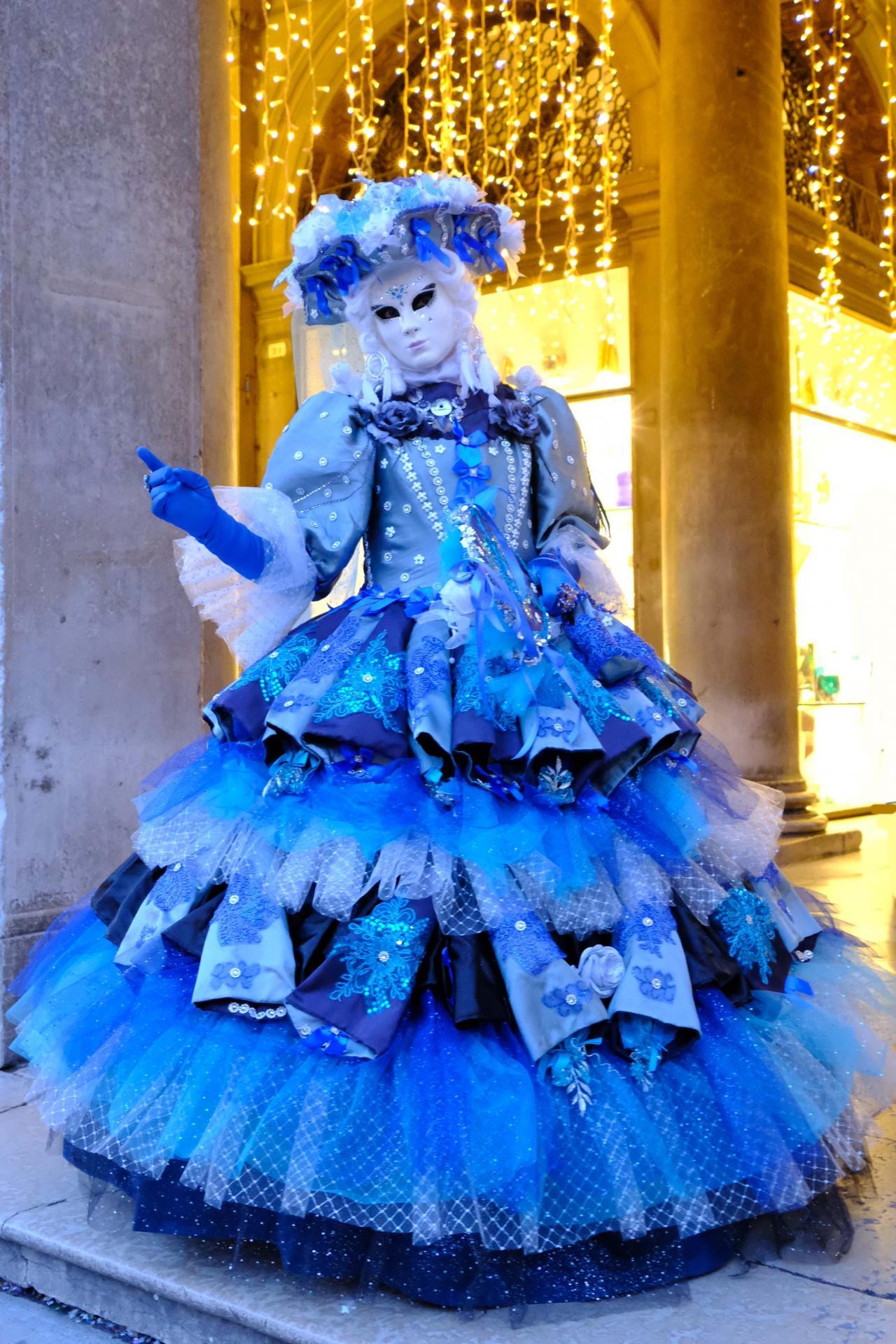Venise carnaval 1691